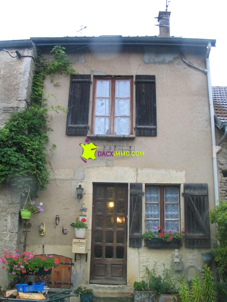 Annonce vente maison moutiers saint jean 21500 70 m for Maison saint jean lille